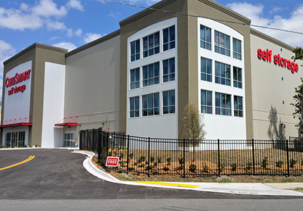self storage, facility, pittsburgh, PA, 5million, investment, brick, bakery square, conversion, development