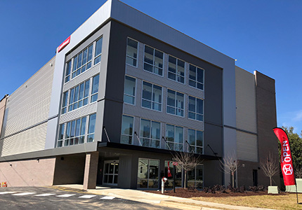 self storage, facility, washington dc, 17million, investment, train tracks, development